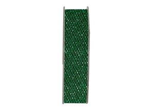 DEKOBAND / RIBBONS / RUBANS ... Papermania, nastro, raso scintillio, verde, 3 metri.