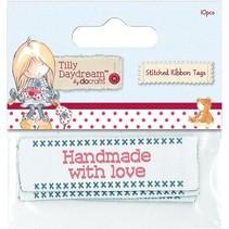 Etiquetas de cintas cosidas (10) - Tilly Daydream