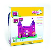 Craft Kit, KitsforKids espuma Castillo Glitter.