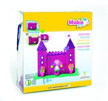 Kinder Bastelsets / Kids Craft Kits Kit Craft, KitsforKids Schiuma Castello Glitter.
