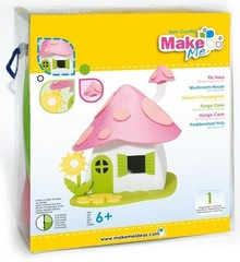 Kinder Bastelsets / Kids Craft Kits Kit Craft, KitsforKids Schiuma Mushroom House.