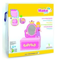 Craft Kit, KitsforKids Moosg.3D Prinzess.Schmuckdose.