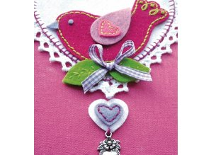 Marianne Design Marianne Design, embossing and cutting template, Bird, COL1301