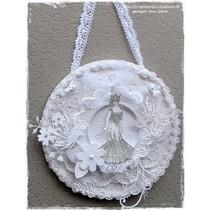 Transparent Stempel, Victorian Ladies