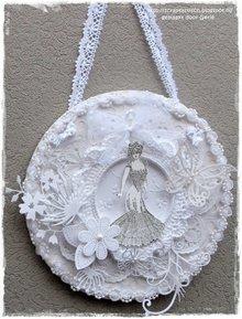 Marianne Design Transparent Stempel, Victorian Ladies