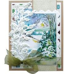 "Marianne Design Creatables ""ramo di Holly"""