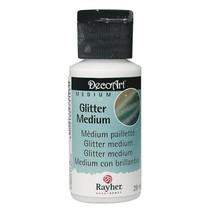 Glitter medium, 29 ml fles