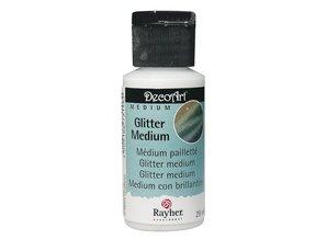 BASTELZUBEHÖR / CRAFT ACCESSORIES Glitter medium, 29 ml flaske