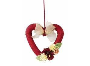 BLUMEN (MINI) UND ACCESOIRES Carta floreale assortimento d`rot, rosso, rosato