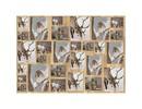 DECOUPAGE AND ACCESSOIRES Decoupage de papel, 25x35 cm, Oslo Naturaleza 15, 10 hojas