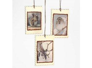 Objekten zum Dekorieren / objects for decorating Escudo, 8x5, 2 cm, 8 piezas. Rectángulo o tamaño de la forma del corazón 7,5 x7, 5 cm, altura 5,1 x5, 1 cm, espesor 3 mm