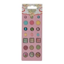 Embellishments / Verzierungen sweeties - Summer Bloom af Stephanie Dyment
