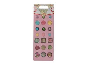 Embellishments / Verzierungen sweeties - summer bloom by Stephanie Dyment