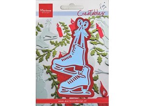 Marianne Design Design, cutting and embossing stencil, skates LR0247