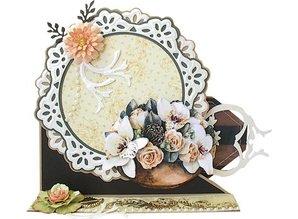 Marianne Design Embossing and Schneideshablone, decorative frame