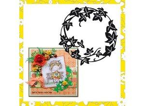 Marianne Design Marianne Design, Craftables Hedera cercle, CR1213, KH4149