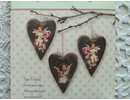 Tilda Tilda Craft Set Velvet Hearts
