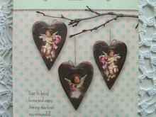 Tilda Tilda Bastel-Set Velvet Hearts