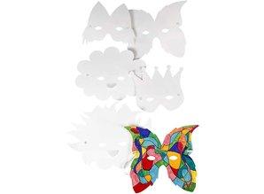 Kinder Bastelsets / Kids Craft Kits in various forms - including rubber band