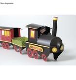 Kinder Bastelsets / Kids Craft Kits Kinder Bastelset paper train