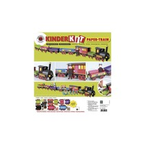 Julen Train Craft Kit - Christmas Train - Copy