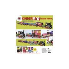 Kinder Bastelsets / Kids Craft Kits Julen Train Craft Kit - Christmas Train - Copy