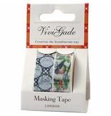 Komplett Sets / Kits Self Washitape / papir tape med en mat finish i Vivi Gade Design