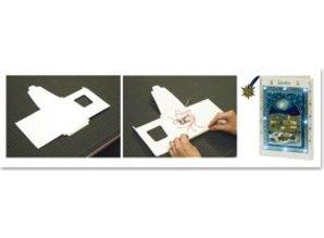 KARTEN und Zubehör / Cards LED card with envelope A6 B6