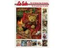 Bücher und CD / Magazines Le Suh 3D A5, Beren decoupage sheets.