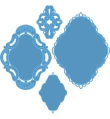 Marianne Design Ornamenti di Petra, 13x19cm, LR0279