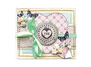 Marianne Design Marianne Design, Circle & the sentiments, COL1320