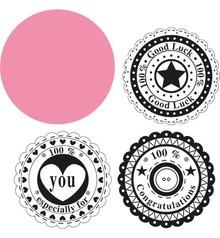 Marianne Design Marianne Design, Cirkel & de følelser, COL1320