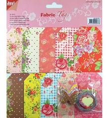 Textil Labels mit gepolstertem Stoff!