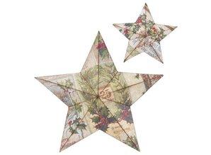 Sizzix Denne Skæreskabelon, Tim Wood, Skæring skabeloner, Star