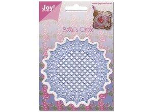 Joy!Crafts und JM Creation Joycrafts punching u.Prägeform Doily 6002/0289