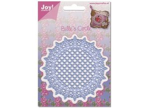 Joy!Crafts und JM Creation Joycrafts stansning u.Prägeform Doily 6002/0289
