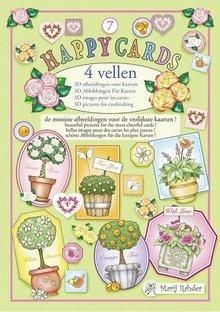 KARTEN und Zubehör / Cards Happy Cards 7 - Marije Radher