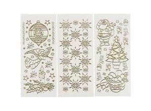 Sticker 20 forskellige jule sticker ark!