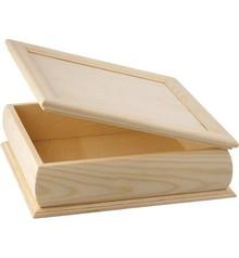 Objekten zum Dekorieren / objects for decorating Serviet boks, 22 x 31cm