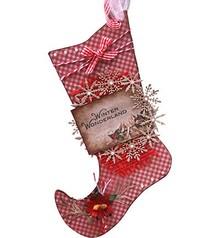 Objekten zum Dekorieren / objects for decorating MFD Stiefel von Joy Crafts