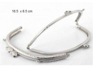 Embellishments / Verzierungen 1 correa de su bolso, 16,5 x 8,5 cm