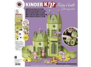 Kinder Bastelsets / Kids Craft Kits Kids Kit feer slot med blomsterhave