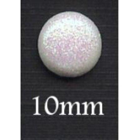 Embellishments / Verzierungen Cream farvet glitter Brands