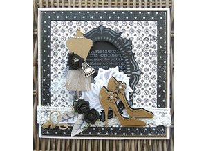 Marianne Design Marianne Design, Oval ramme, LR0293, 16 x 19cm