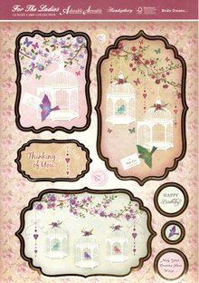 Exlusiv Design Craft Luxury carta Kit (limitata) RIDOTTO! Ad esaurimento scorte!