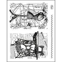 Transparent frimærker Emne: Syning