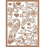Pronty Kraft Liner, A5, joyas, recortes de papel decorativas