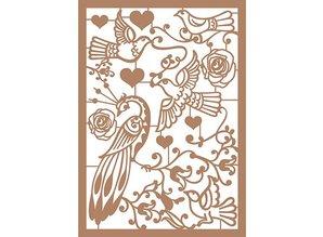 Pronty Kraft Liner, A5, jewelry, decorative paper cutouts