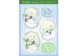 """Exlusiv Luxury Craft Kit card design """"My potted plants"""", (Limited) - Copy"""