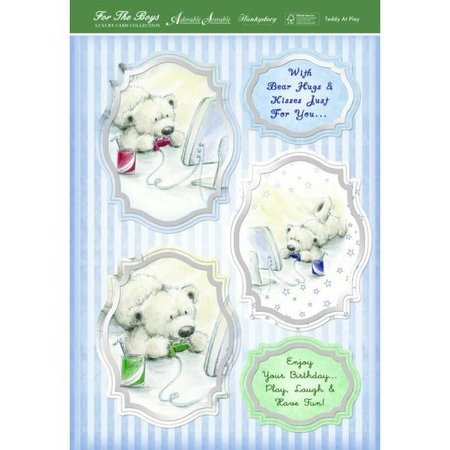 "Exlusiv Luksus Craft Kit card design ""Mine potteplanter« (Limited) - Kopi"